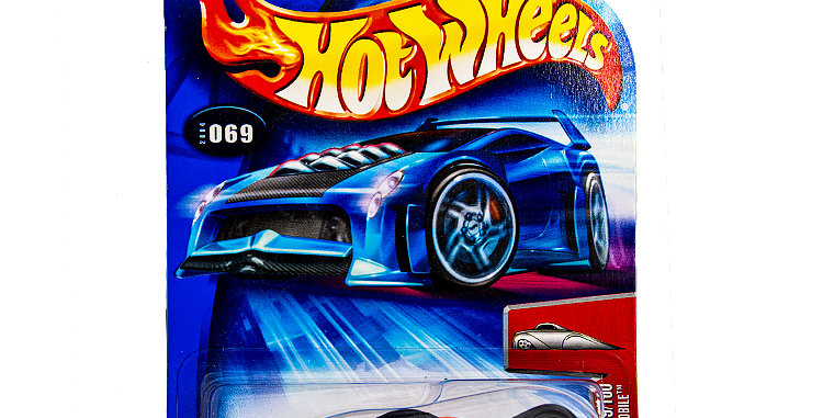 Hot Wheels Batman Batmobile 2004 First Editions Number 069