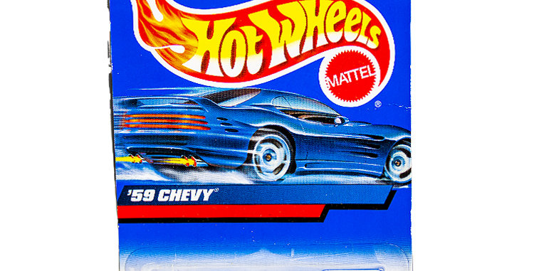 Hot Wheels  59 Chevy