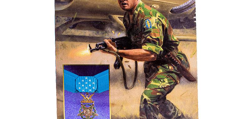 GI Joe Medal of Honor Roy P Benavidez