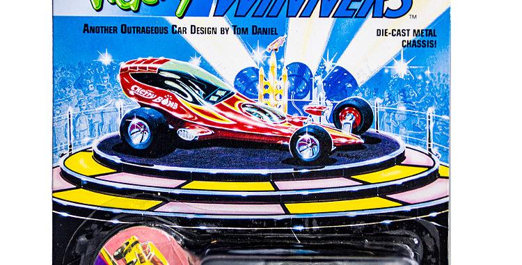 Johnny Lightning Car Wacky Winners Badman 1 out of 17500
