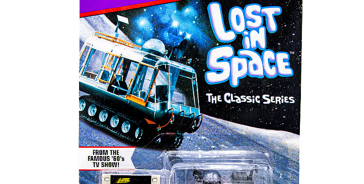 Johnny Lightning Car Lost in Space The Chariot