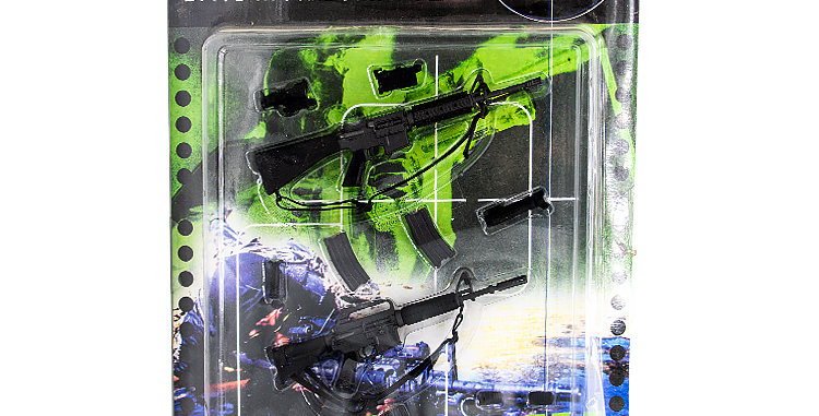 Dragon 12 Inch Carbine and Rifle Set 1