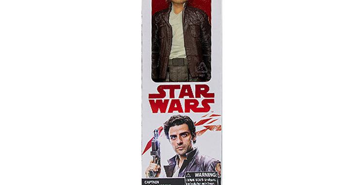 Star Wars 12 Inch Poe Dameron
