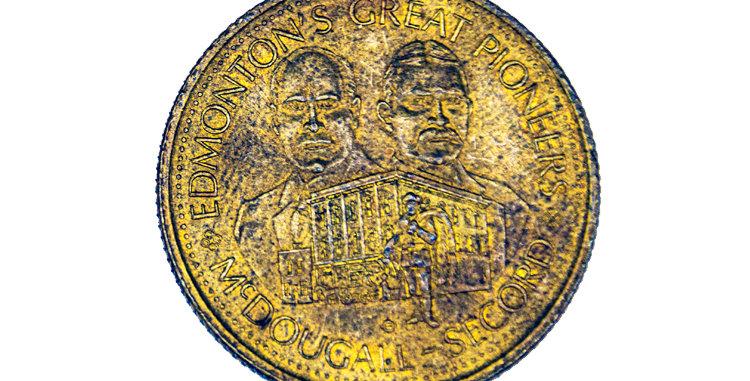 Edmonton's Great Pioneer Kdays Dollar Coin