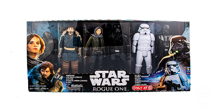 6 Pack 12 Inch Target Exclusive\