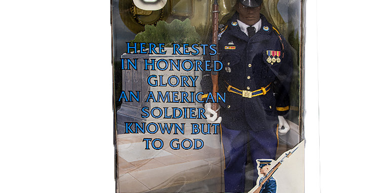 GI Joe 12 Inch Honor Guard