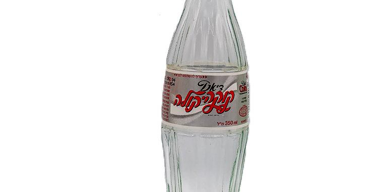 Coca Cola Glass Bottle Diet Coke Israel