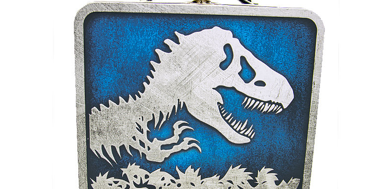 Jurassic Park Lunch Box
