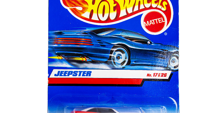 Hot Wheels  Jeepster
