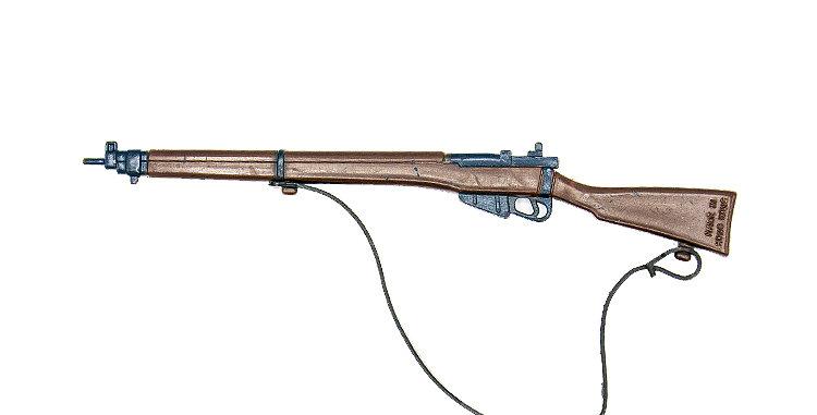 GI Joe Vintage Action Man Enfield Rifle