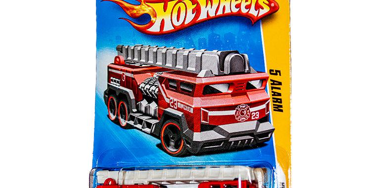 Hot Wheels 2004 5 Alarm