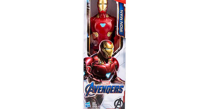 12 Inch Ironman Titan Hero Series