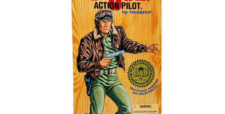 GI Joe 12 Inch Action Pilot
