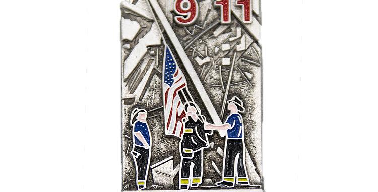 Militaria 911 Memorial pin