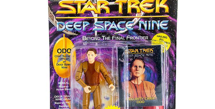 Star Trek Action Figure Odo Playmates Toy