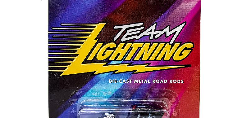 Johnny Lightning Team Lightning Dracula