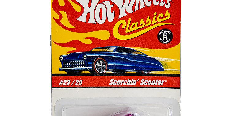 Hot Wheels Classics Scorchin Scooter