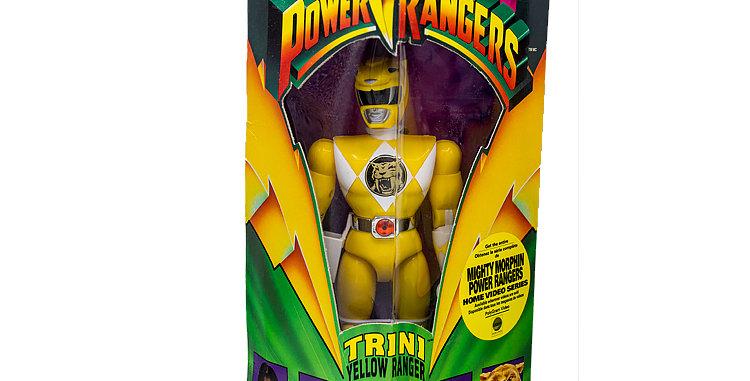Power Rangers TV Show Yellow Ranger