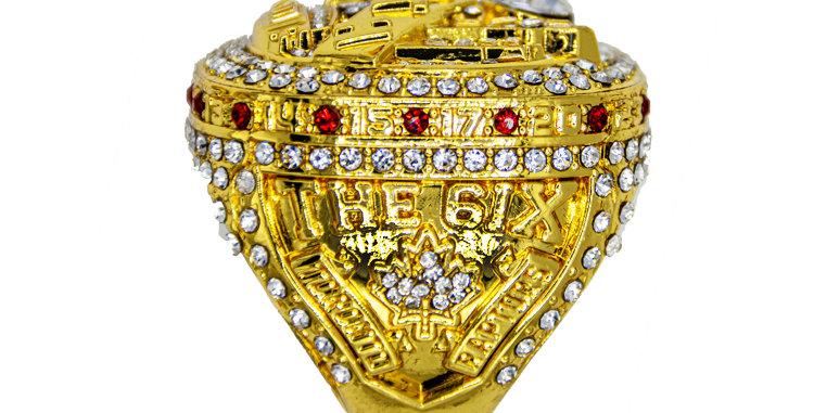 Raptors 2018-2019 Championship Ring
