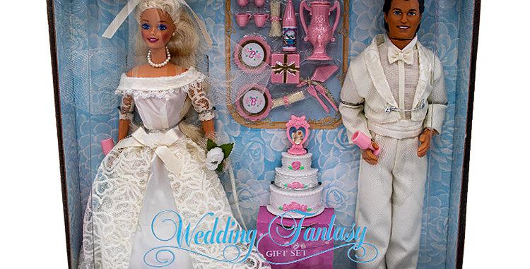 Barbie and Ken Wedding Fantasy