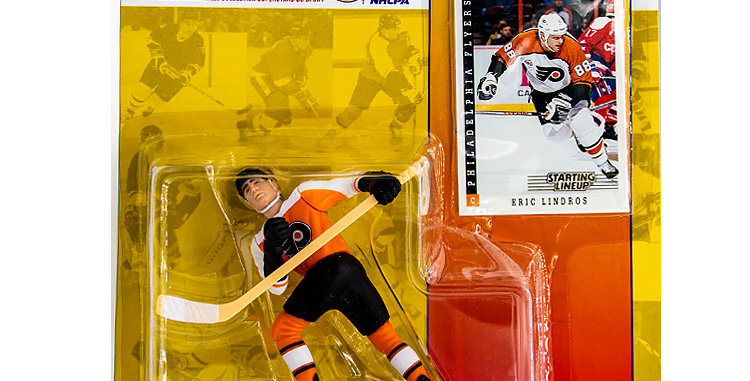 Sports Hockey Eric Lindros Action Figure
