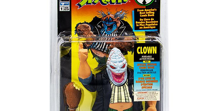 Spawn Comics Clown Action FIgure