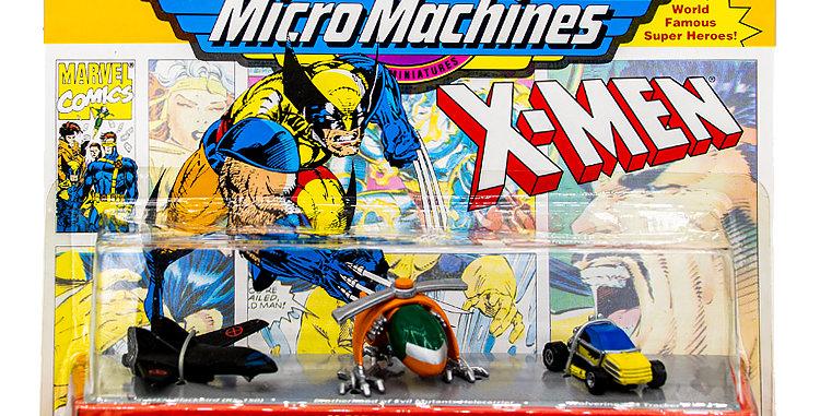 Marvel Micro Machines X Men