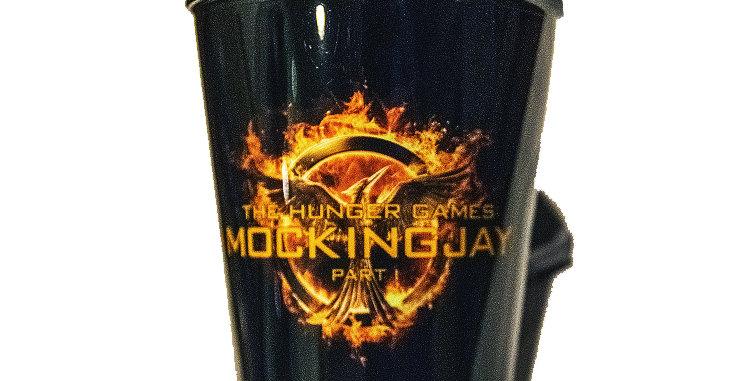 Hunger Games Mug Mocking Jay
