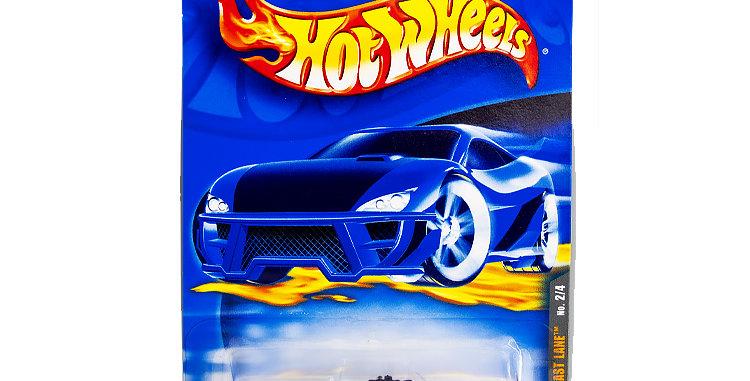 Hot Wheels Blast Lane B marked 2000