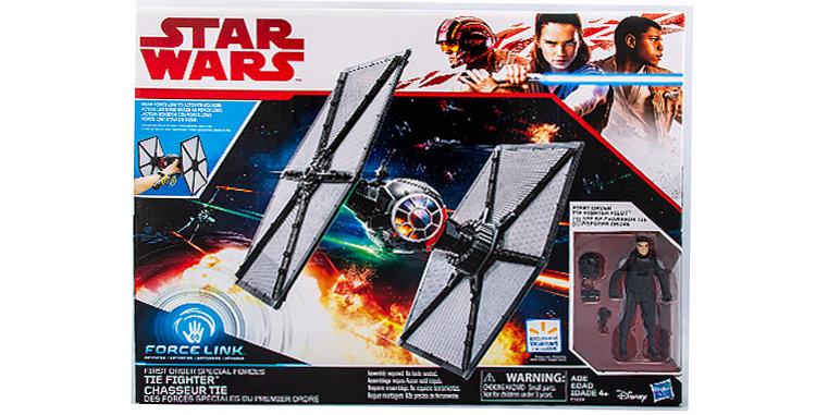 Star Wars 3.75 Inch Tie Fighter Force Link Walmart Exclusive