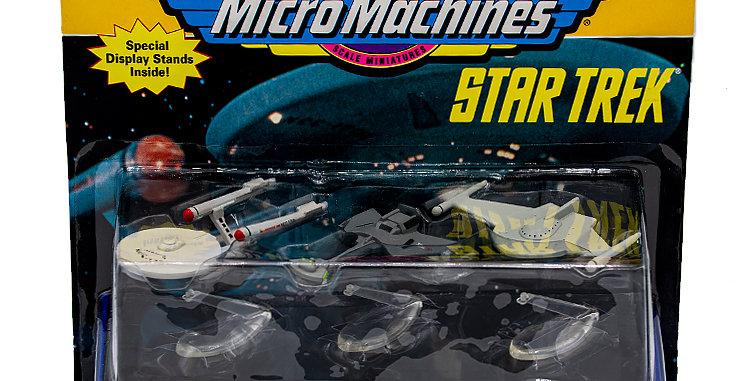 Star Trek Micro Machines Classic Ship Toy Set