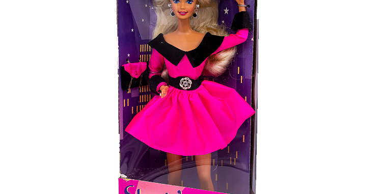Barbie Steppin Out Barbie