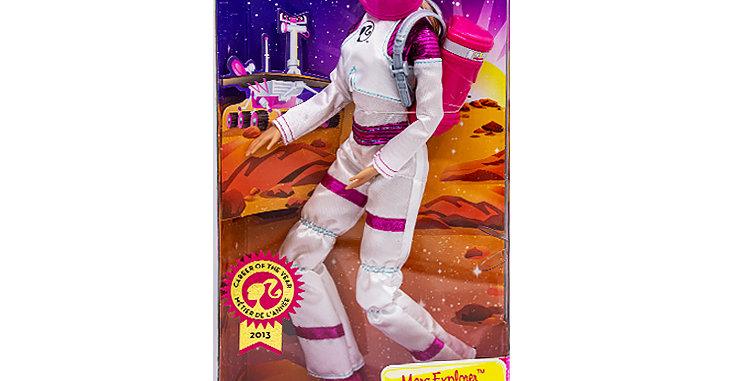Barbie Mars Explorer