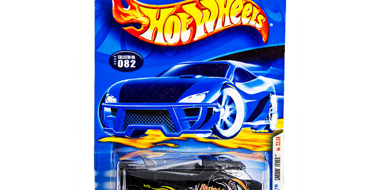 Hot Wheels Cabbin Fever marked 2000