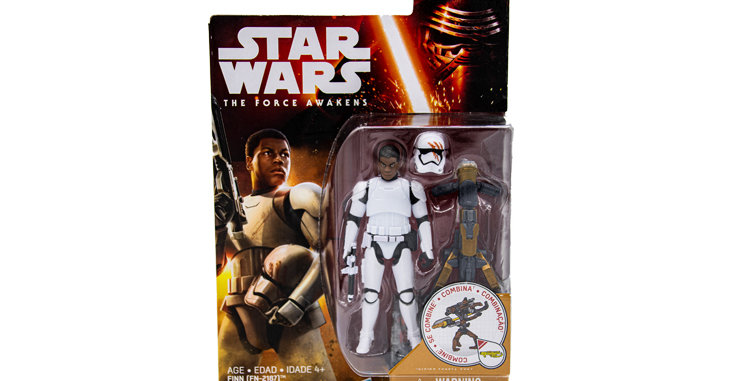 Finn Stormtrooper (FN-2187) The force Awakens