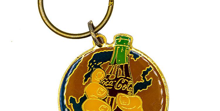 Coca Cola Coke Key Chain