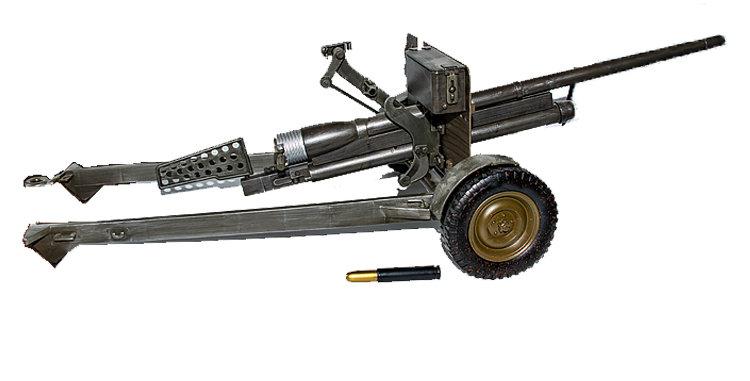 GI Joe Classic 12 inch 37 MM Cannon Loose