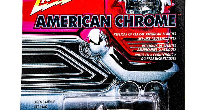 Johnny Lightning American Chrome 1953 Buick Super