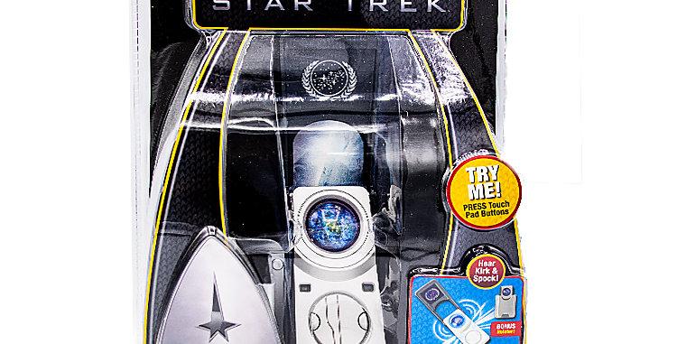 Star Trek Prop Starfleet Communicator