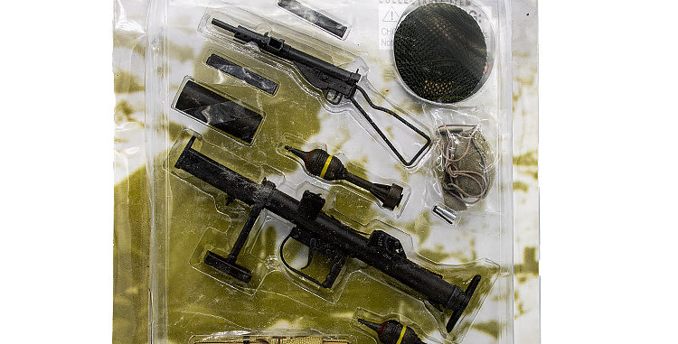 Dragon 12 Inch WWII British Infantry Fire Support Set 2