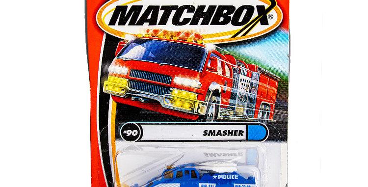 Matchbox Cars Smasher Marked 2000