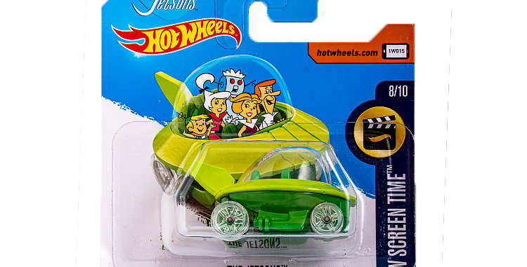 Hot Wheels The Jetsons HW Screen Time