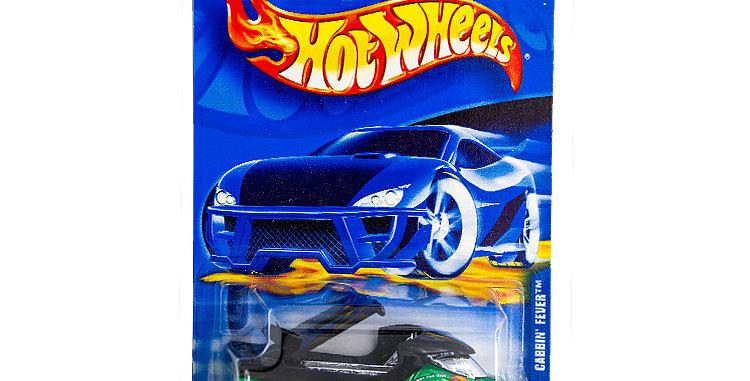 Hot Wheels Cabbin Fever marked 2000