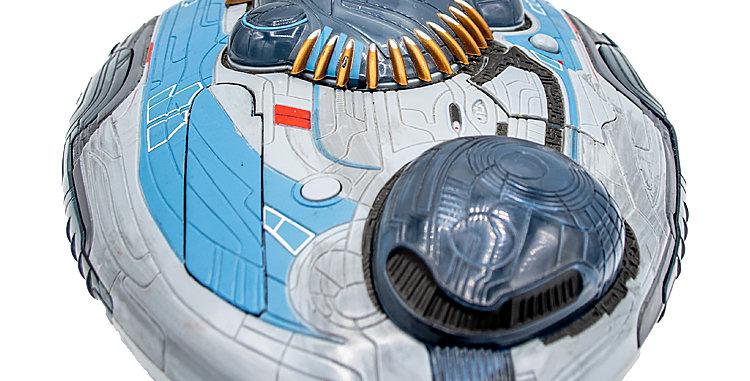 Sci-Fi Lost in Space Movie Jupiter 2 Space Ship