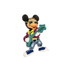 Rock and roll mikey