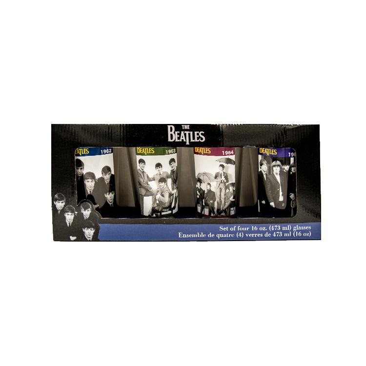 Beatles glasses 1