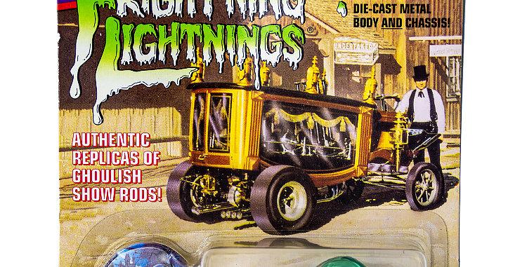 Johnny Lightning Frightning Lightning Mysterion 1 out of 17500 Made