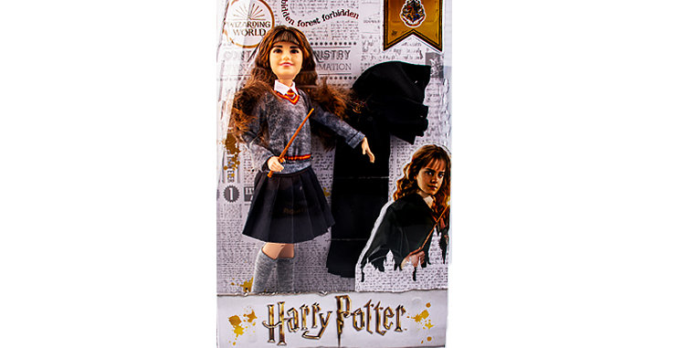 Hermoine Granger 12 Inch Doll