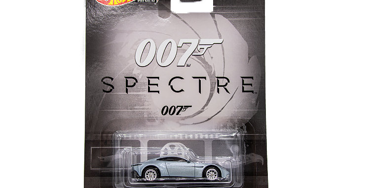 James Boond 007 Aston Martin DB10