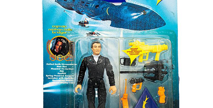 Sci-FI Sea Quest Bridger